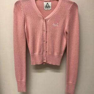Unif Bev cardigan sweater Xs